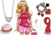 Valentines Day Fashions 2012