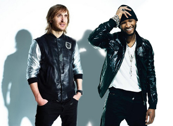 David Guetta and Usher