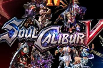 Soul Calibur V title