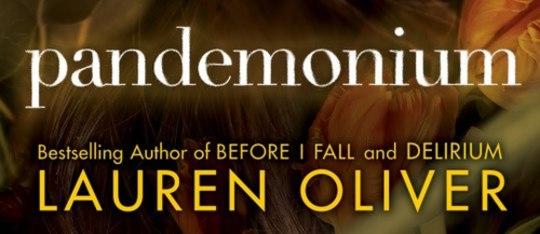 Book Review: Pandemonium by Lauren Oliver