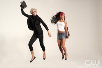 America's Next Top Model British Invasion: Cycle 18, Episode 1 :: Kelly Osbourne