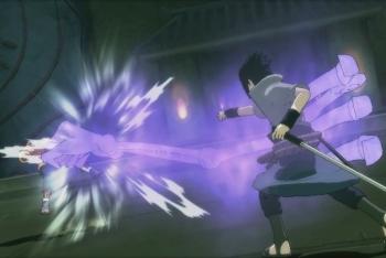 Sasuke Susanoo Naruto Shippuden: Ultimate Ninja Storm Generations