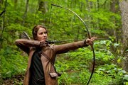 Jennifer Lawrence: A Very Cool Katniss!