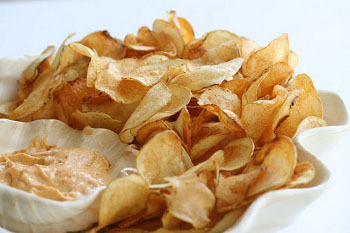All About Potato Chips