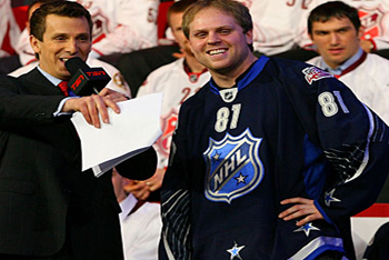 Phil Kessel 2012 All Star Game