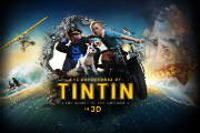 The Adventures of Tintin on DVD