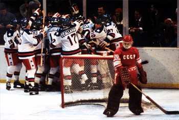1980 Olympic Gold Medal Hockey USA
