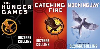 Cozy up with a good book, or three! Have you read The Hunger Games Trilogy yet?