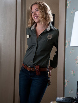 Scarlett Johansson in We Bought A Zoo