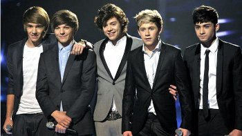 The boys became a band after X Factor Judge Nicole Scherzinger suggested it.
