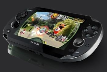 PS Vita game console