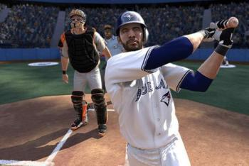 MLB 12: The Show screenshot batting