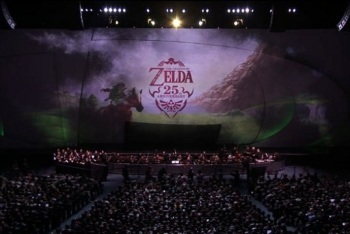 The Legend of Zelda: Symphony of the Goddesses Live Symphony Orchestra