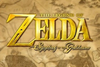 The Legend of Zelda: Symphony of the Goddesses title