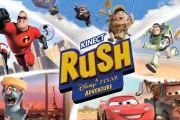 Kinect Rush: A Disney Pixar Adventure screenshot  box art