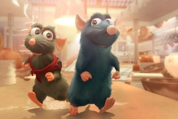Kinect Rush: A Disney Pixar Adventure screenshot ratatouille