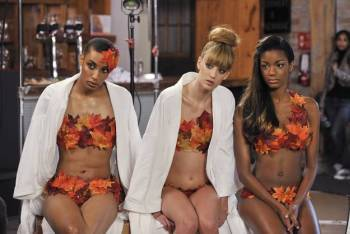 America's Next Top Model British Invasion: Cycle 18, Episode 5 :: Beverly Johnson