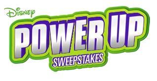Power Up Sweepstakes