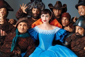 Snow White and the Seven Dwarves (Giant Bandits)
