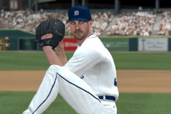 MLB 12: The Show detroit pitcher