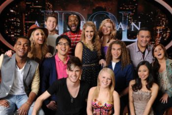 American Idol: Season 11, Week 8 :: 13 Finalists Perform