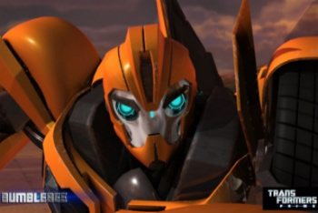 Transformers Prime: Season One on BluRay