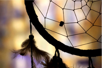 Dream Catchers Keep Bad Dreams at Bay
