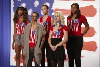 America's Next Top Model British Invasion: Cycle 18, Episode 6 :: Jessica Sutta and Nadine Coyle