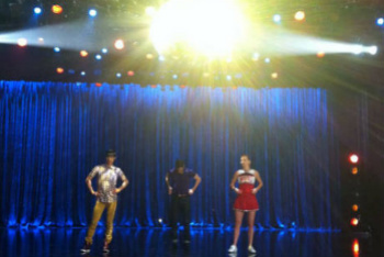 Glee: Season 3, Episode 16 :: Saturday Night Glee-ver