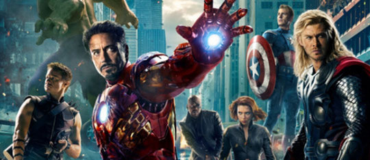 Feature avengers feat