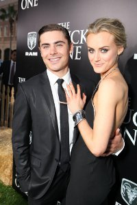 Zac Efron and Taylor Schilling