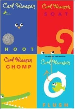 Book Review: Chomp by Carl Hiaasen