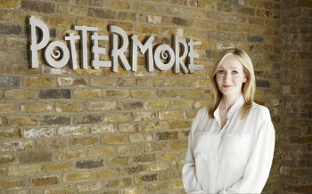 J.K. Rowling started Pottermore for fans who needed more HP!