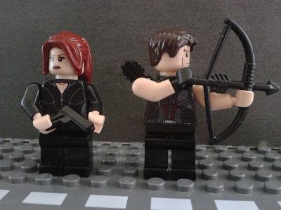 Lego versions!