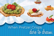 Kidzworld Kitchen: Pretzel Crisps