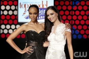 America's Next Top Model British Invasion: Cycle 18, Episode 8 :: Georgina Chapman