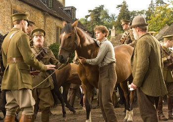 War Horse on Blu-ray and DVD