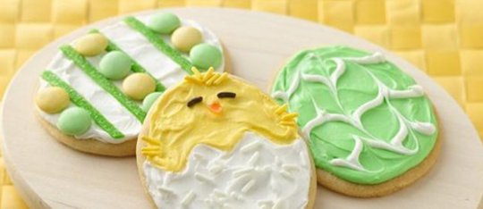 How to Decorate Easter Cookies