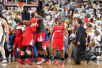Clippers come from behind to beat Memphis