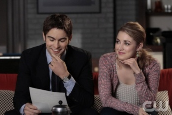 Gossip Girl: Season 5, Episode 22 :: Raiders of the Lost Art
