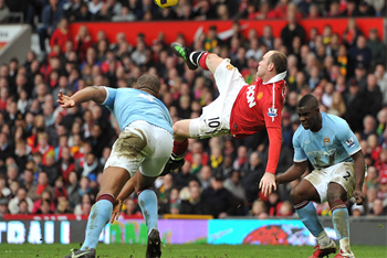 Wayne Rooney Manchester United Star