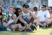 This year's Coachella Valley Music Festival attracted music fans from all over, including celebs! Check out Top 10 Cutest Celebrity Coachella Couples!