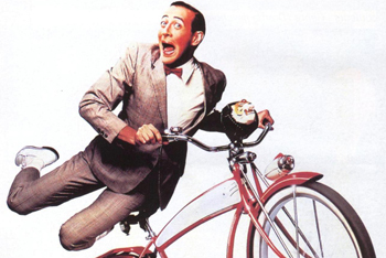 Pee Wee's Bike of Choice
