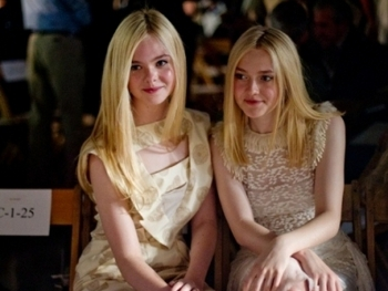 Elle followed sister Dakota Fanning into acting