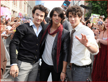 The Jonas Brothers have all pursued solo careers, but it's their brotherly love that lead them to fame