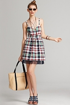 Preppy in Plaid