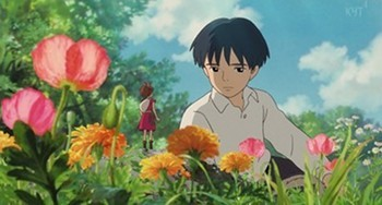 Arrietty and Shawn