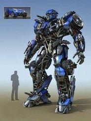 Autobot Evac
