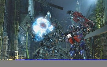Optimus Prime Megatron 300