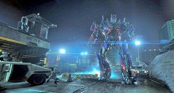 Optimus Prime 300